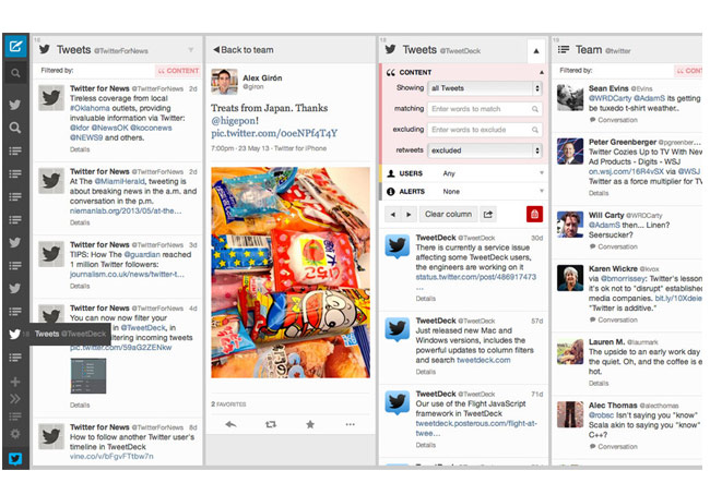 TweetDeck 3 for Mac