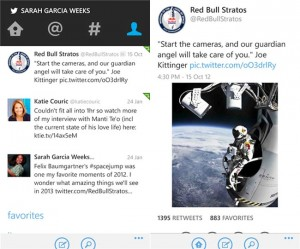 Twitter For Windows Phone Update Released