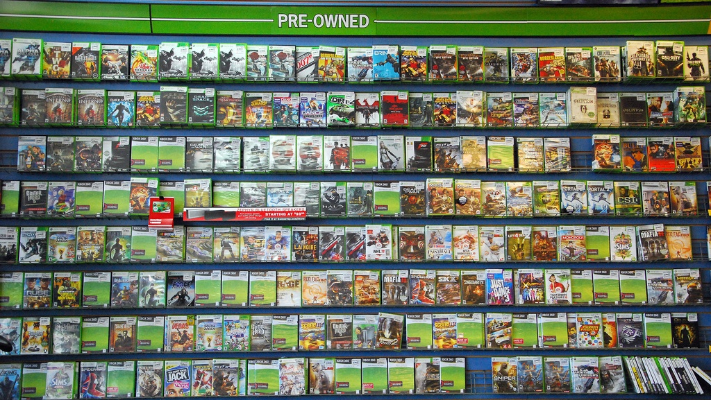 Do you think a rift between Gamestop or Microsoft is on the horizon?