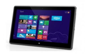 Vizio MT11X-A1 Windows 8 Tablet Launches For $600