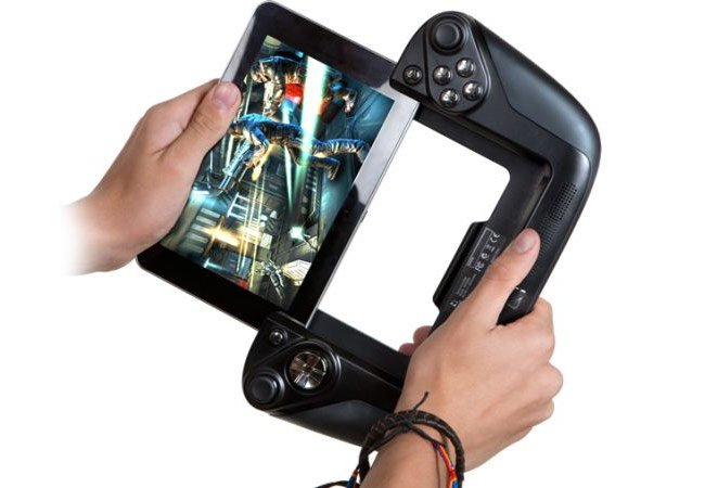 Hand Controls For Cars >> Wikipad Android Handheld Gaming Console Launches June 11th ...