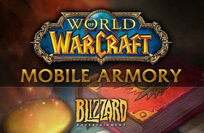 WoW Mobile Armory