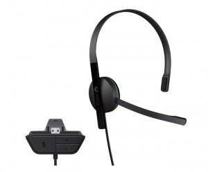 Microsoft Creating Xbox One Headset Adapter for Xbox 360 Headphones