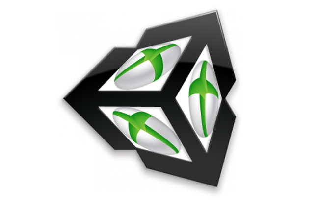 how to make a unity game for xbox