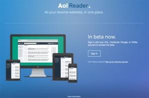 AOL Reader, Google Reader Alternative In The Works