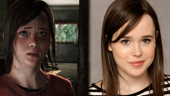 Did Developers On The Last Of Us Rip Off Ellen Page's ... эллен пейдж