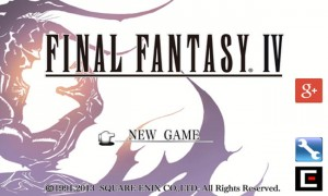 Final Fantasy 4 Lands On Google Play (Video)