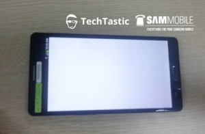 Samsung Galaxy Note 3 Leaked