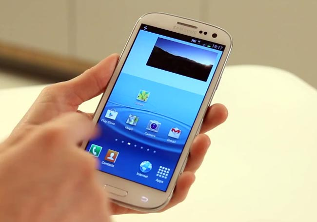 Samsung Galaxy S3 Android 4.2.2 Update Leaked (Video)