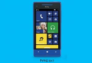 HTC 8XT Announced For Sprint