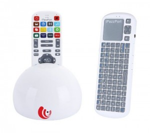 iPazzPort Pearl Android 4.1 Set-Top Box With Remote And Mini Keyboard