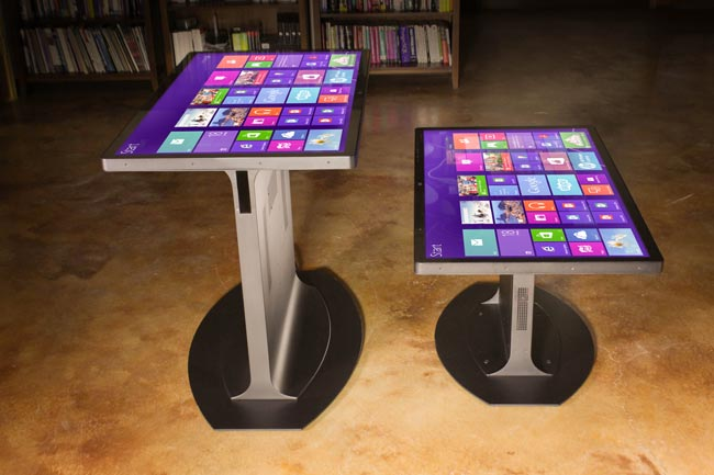 Ideum Platform 46 Multitouch Table Announced