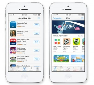 iOS App Store In iOS 7 Will Offer Automatic Updates