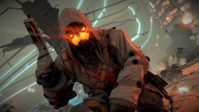 Killzone: Shadow Fall for PS4 amazing gameplay walkthrough