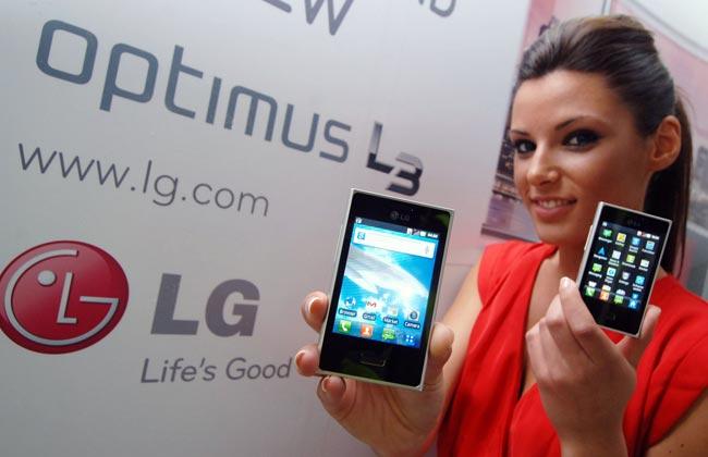 LG Optimus Zone