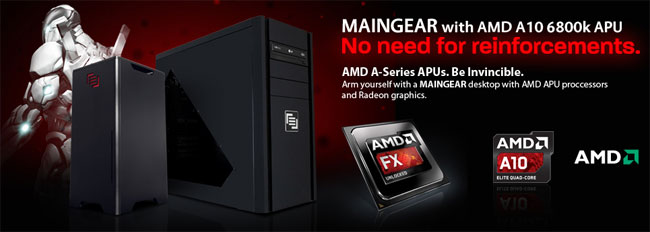 maingear-amd