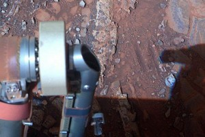 Scientist Says Mars Rock Had a Lot of Water Flowing through It in the Past