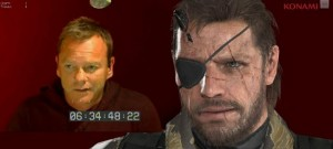 Kiefer Sutherland To Star In Metal Gear Solid 5: The Phantom Pain