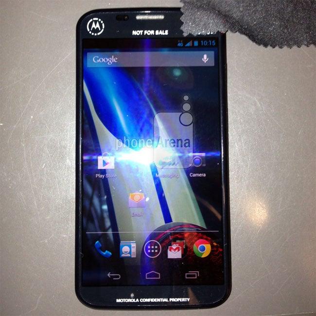 Motorola X Phone For