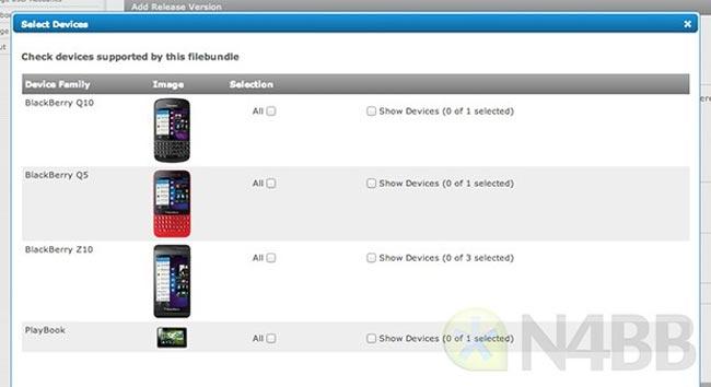 BlackBerry PlayBook BlackBerry 10 Update