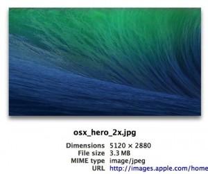 New Retina iMac Revealed By OS X Mavericks