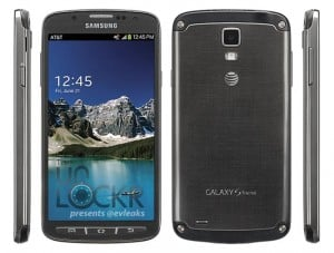Samsung Galaxy S4 Active Leaked Again