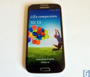 Samsung Galaxy S4 Update Released