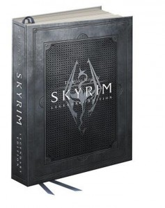 Skyrim: Legendary Edition Strategy Guide Is Coming