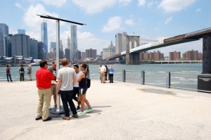 AT&T Rolls out Street Charge Solar Power Stations in New York