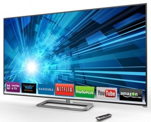 VIZIO Launches $4000 80-Inch Razor LED Smart TV