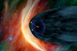 Voyager I is Close to Leaving Our Solar System