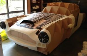 The 3D Printed Car