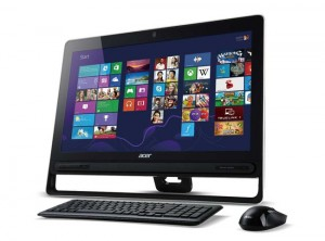 Acer Aspire Z3-605 All-in-one Desktop Systems Arrive In The US