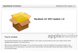 Apple MacBook Air Update Rolls Out To Fix  Wifi Issues