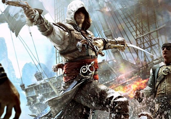 Assassin's Creed 4 Black FlagAssassin's Creed 4 Black Flag