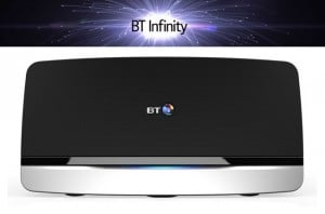 BT Infinity Announces New 320Mb Package And  Home Hub 4 Router
