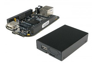 BeagleBone Black Case Unveiled By Logic Supply