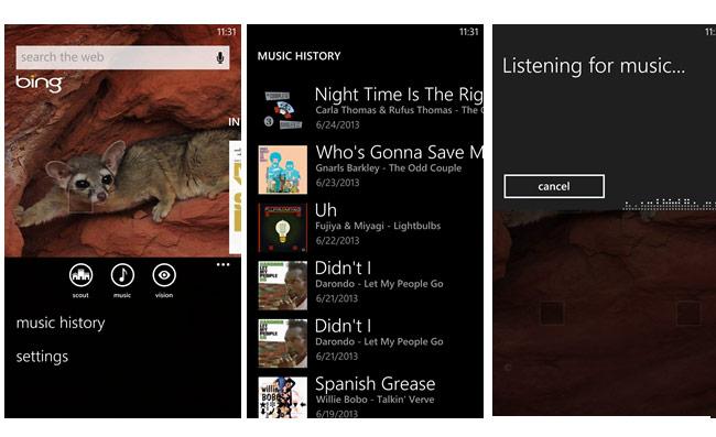 Bing Audio