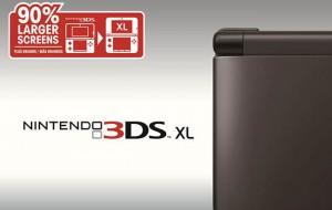 Black 3DS XL