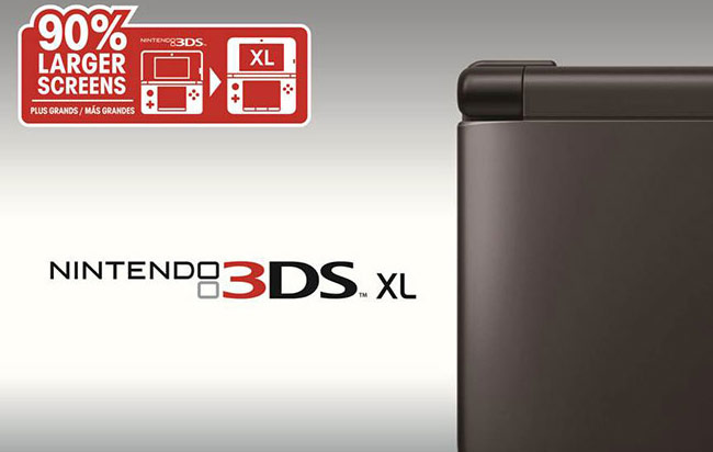 Black 3DS XL