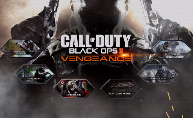 Call of Duty: Black Ops 2 Vengeance DLC