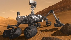 Curiosity Rover Begins Its 6-Mile Journey to Mount Sharp