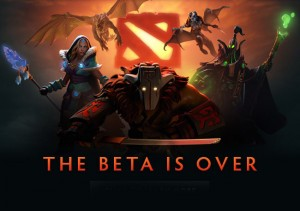 DOTA 2 Finally Launches Out Of Beta Development