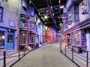Explore Harry Potter's Diagon Alley Via Google Street View