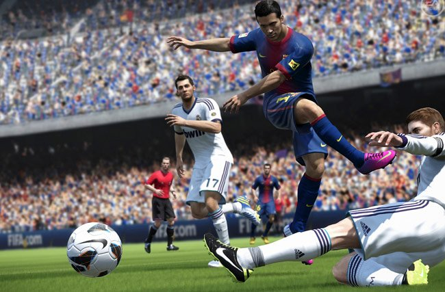 FIFA 14 Will Include 19 Authentic Brazilian Clubs (video)