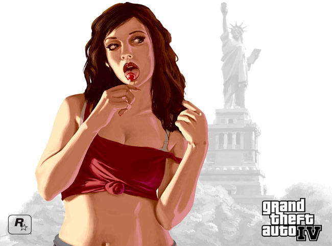 GTA 4 Char Switch mod