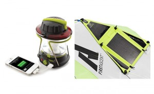 Goal Zero Lighthouse 250 Lantern And Solar Tent Panel Keep Your Gadgets Powered Off the Grid