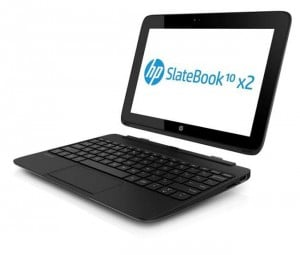 HP SlateBook x2 Launches On Time For $479