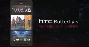 HTC Butterfly S Available in US Through Online Retailers for $850