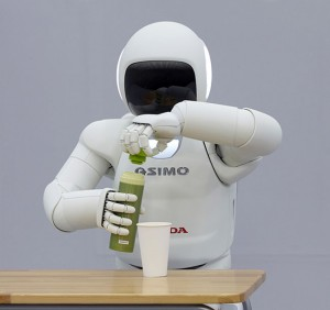 Honda Asimo Robot Unable to Recognize Human Gestures in the Real World